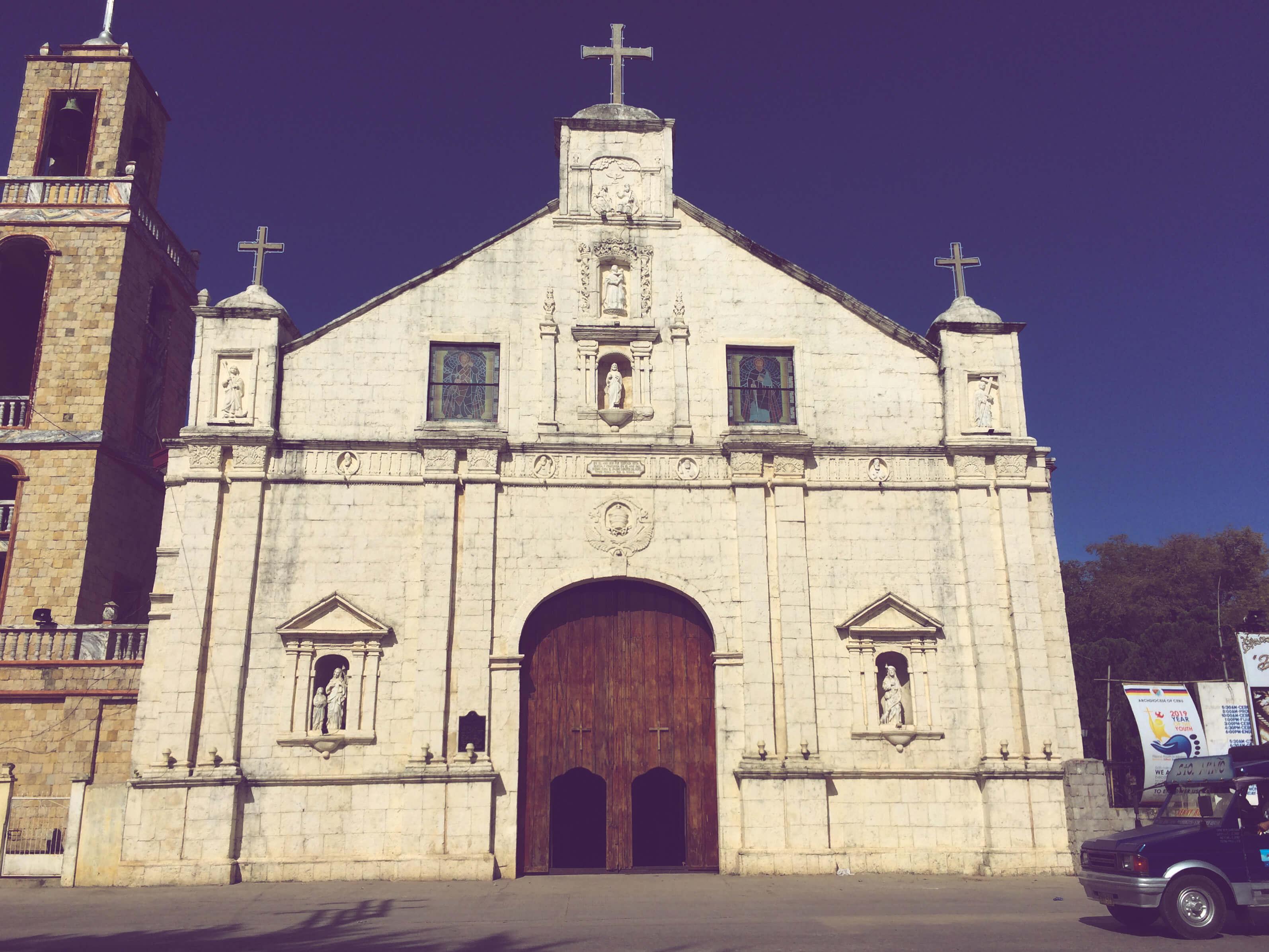 Saints Peter and Paul Church Bantayan